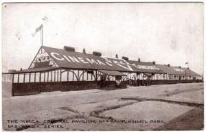 Kinmel Park Camp cinema