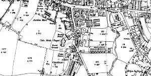 Ordnance Survey © Crown copyright 1913