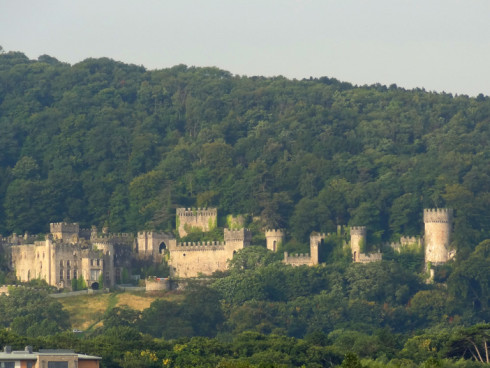Gwrych Castle, Abergele